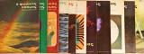 Περιοδικό Φυσικός Κόσμος 1977 - 11 τεύχη (63-73)