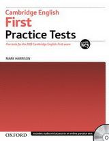 Cambridge English: First Practice Tests: Without Key