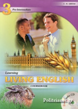 Learning Living English 3 - Coursebook + Cd - Pre-Intermediate