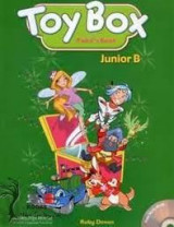 Toy Box Junior B Student's Book (+ CD)
