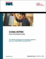 CCNA INTRO Exam Certification Guide (CCNA Self-Study, 640-821, 640-801) CCNA INTRO Exam Certification Guide (CCNA Self-Study, 640-821, 640-801) (CCNA Self-study)