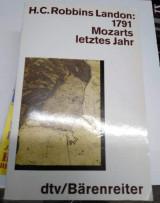 1791 Mozarts letztes Jahr