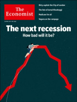 The Economist (October 13th 2018, Volume 429, Number 9113), The next recession