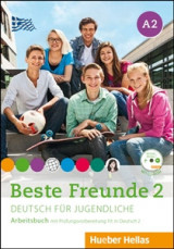 Beste Freunde 2: Arbeitsbuch & Cd-Rom