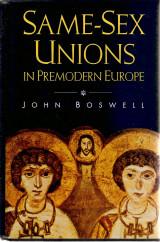 Same-sex Unions in premodern Europe