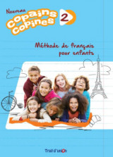 Nouveau Copains Copines 2 Livre De L Eleve