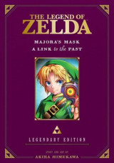 The Legend of Zelda: Majora's Mask / A Link to the Past Vol. 3