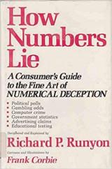 How Numbers Lie