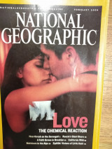 National geographic february 2006