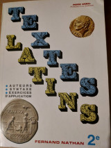 Textes Latins