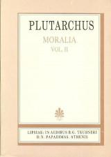 Plutarchi moralia, vol. II (Πλουτάρχου ηθικά, τόμος Β')