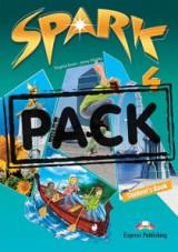 Spark 4 (Monstertrackers) Power Pack