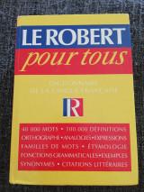 Le Robert pour tous