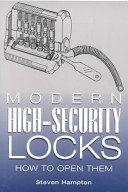 Modern High-security Locks