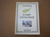 Cuprus  stamp  catalogue 1878-1991 including flaws and varietes