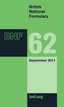 British National Formulary 62