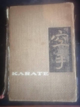 Karate the art of empty hand fighting  first edition  1960