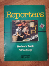 Reporters students book