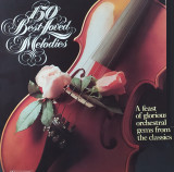 50 Best Loved Melodies - A feast of glorious orchestral gems from the classics (CD)