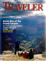 National Geographic Traveler March/April 1992