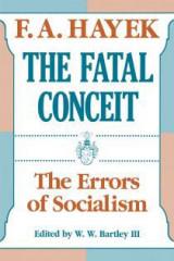 The Fatal Conceit (Paper)
