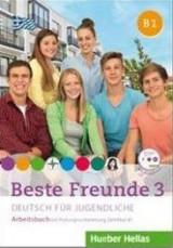 Beste Freunde 3 - Arbeitsbuch mit Audio-CD