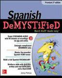 Spanish Demystified, Premium 3rd Edition