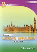 Learning Living English 3 - Pre-Intermediate Activity Book