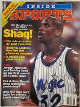 Inside sports (Shaq special edition)