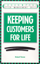 Keeping Customers for Life