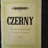 Czerny five finger exercices