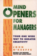 Mind Openers for Managers