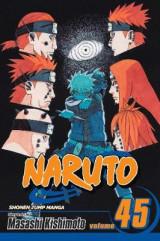 Naruto, Vol. 45 v. 45