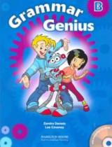 Grammar Genius B Student's Book (+ CD)