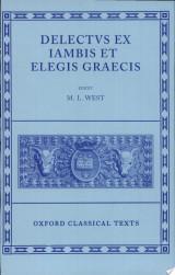 Delectus ex iambis et elegis Graecis