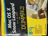MacOSX Snow Leopard all in one for dummies