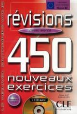 Révisions: 450 Nouveaux Exercices - Niveau Avancé