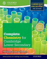 Complete Chemistry for Cambridge Lower Secondary