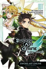 Sword Art Online: Fairy Dance, Vol. 1 (manga) Vol. 1 (Manga)