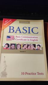 Basic (Basic Communication Certificate in English) Teacher's Book