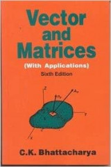 Vector & Matrices : With Applications, 6e