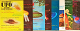 Περιοδικό Ιπτάμενοι Δίσκοι, UFO (9 τευχη 1-8 + 10)