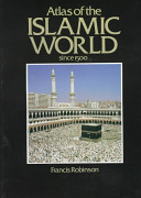 Atlas of the Islamic World Since 1500