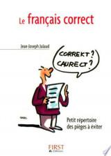 Le Petit Livre de - Français correct