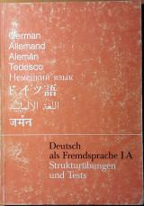 Deutsch als Fremdsprache I A