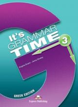 It's Grammar Time 3 Student's Book - Greek Edition