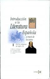 Introducción a la literatura española a través de los textos