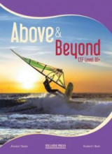 Above and beyond B1+ coursebook