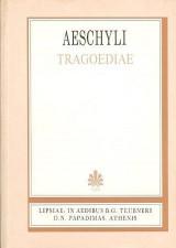 Aeschyli tragoediae (Αισχύλου τραγωδίαι)