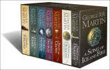 A Game of Thrones: The Story Continues A Game of Thrones: The Story Continues: The Complete Boxset of All 7 Books